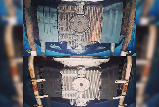 Repairs - Fully Customized - Kombi Brazil